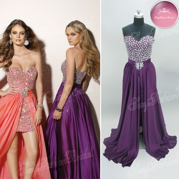 moda para vestidos de fiesta cortos