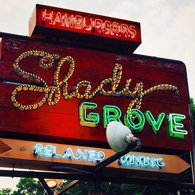 Shady Grove. #trueaustin #atx #iconicaustin Photo by ...