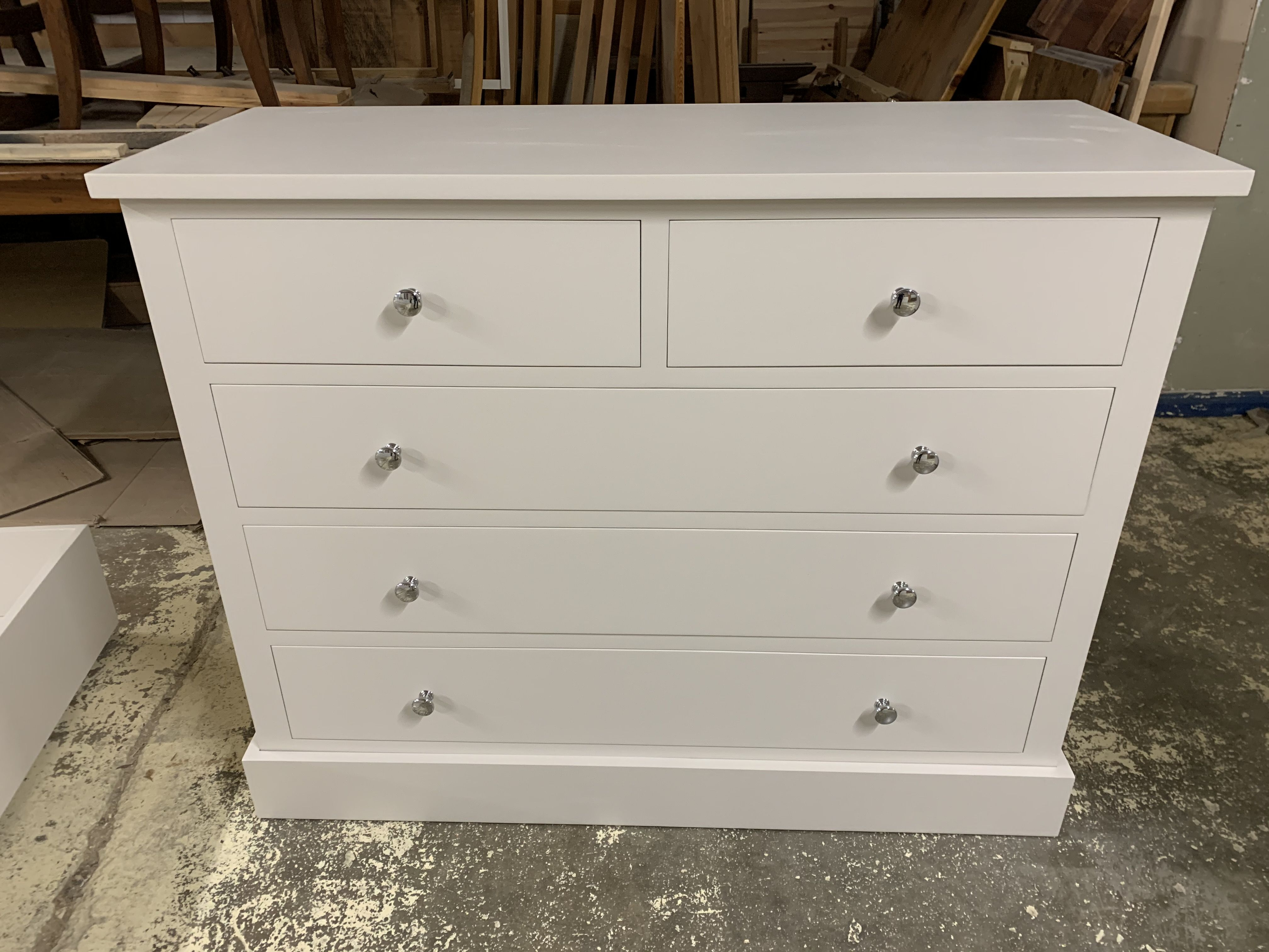 Painted Chest Of Drawers Rustic Dresser Large Dresser Solid Wood Dresser [ 3024 x 4032 Pixel ]