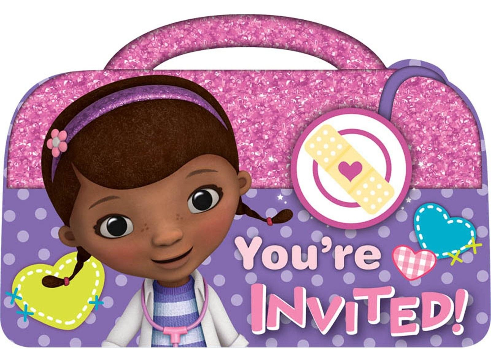 Doc Mcstuffins Birthday Party Planning Ideas Supplies Party