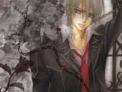 Matsuri Hino, Vampire Knight, Zero Kiryuu Wallpaper