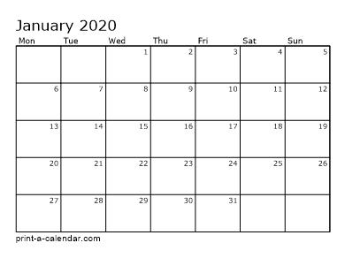 Make Your Own 2018 2019 Or 2020 Printable Calendar Pdf Printable Calendar Pdf Calendar Pdf Printable Calendar