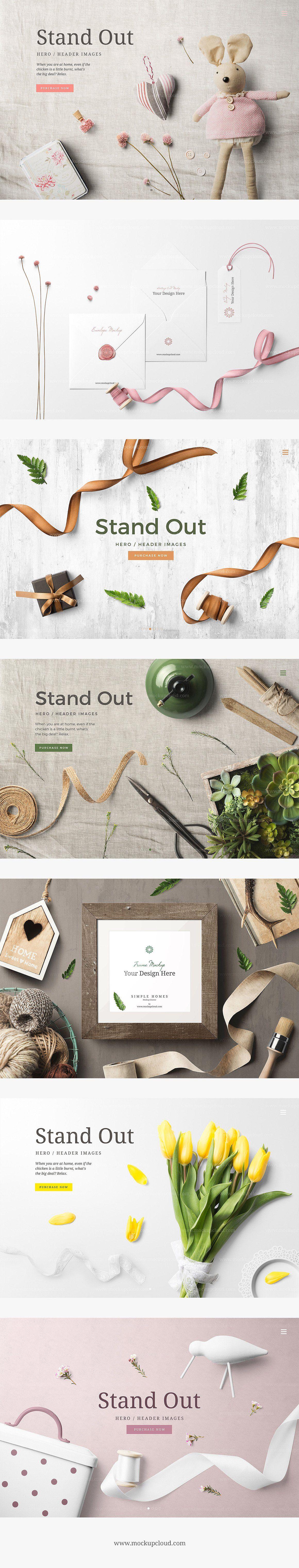 Simple Homes Mockup Creator Product Mockups template photo