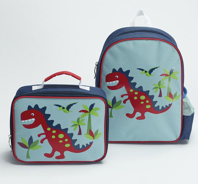 Dinosaur Backpack and lunchbox set!  dinosaur  kindergarten  boy  backpack   school fd74eec29fcf7