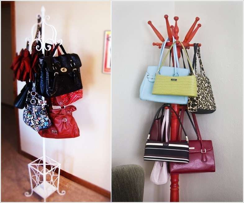 17 Clever Handbag Storage Ideas And Solutions    Http://www.amazinginteriordesign.com/17 Clever Handbag Storage Ideas  Solutions/ | Great Ideas | Pinterest ...