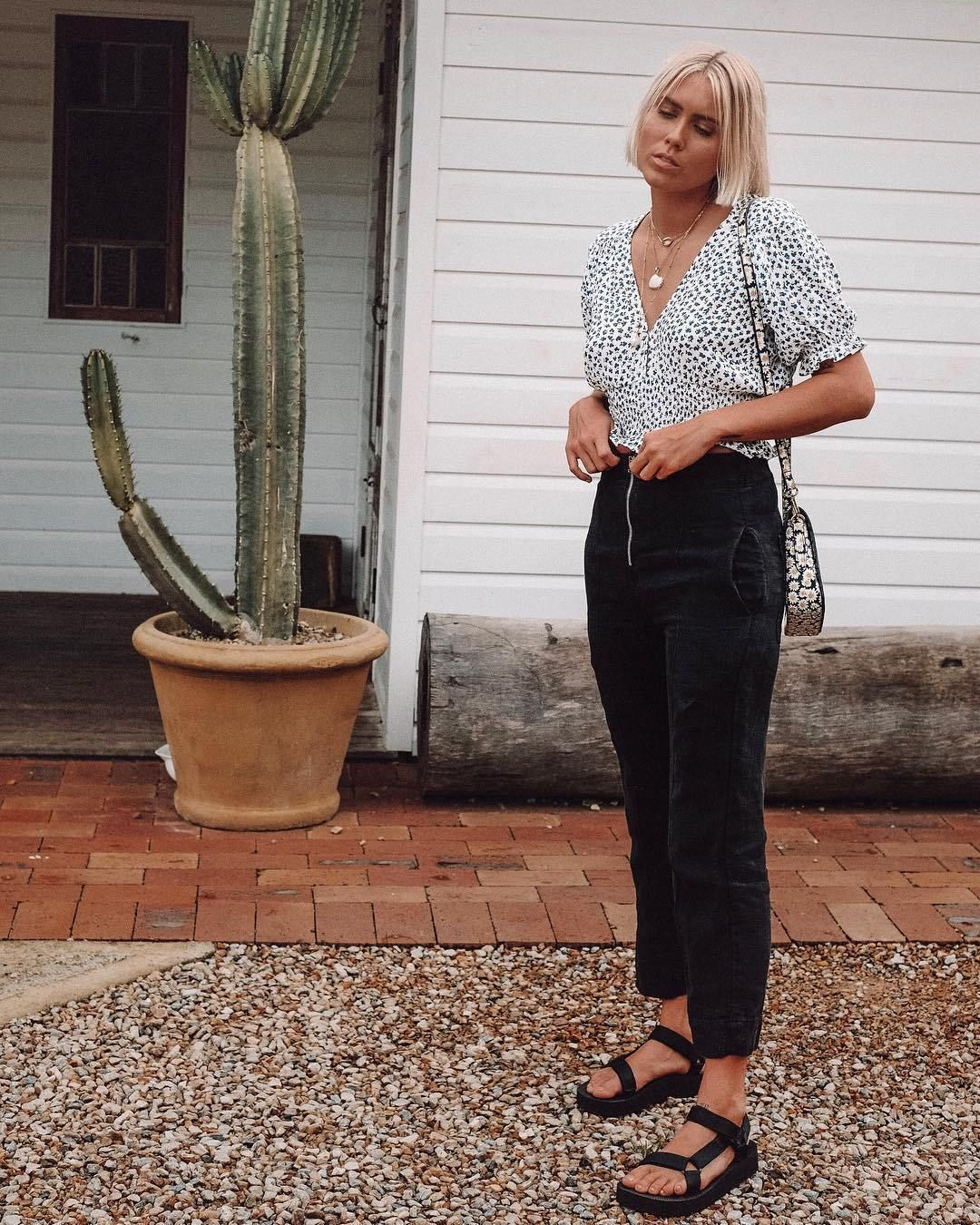 Teva sandals outfit, Sandals outfit