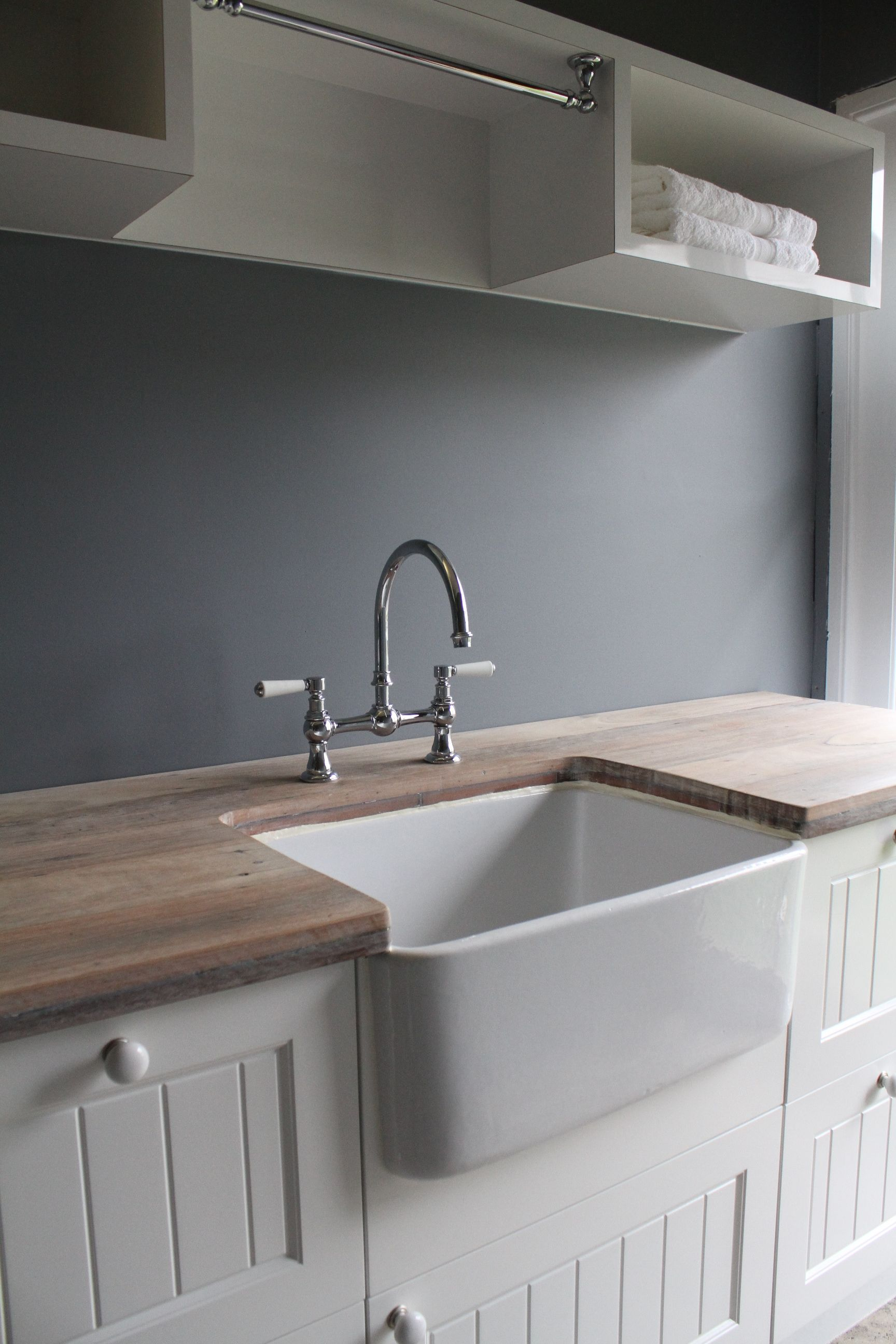 Butler laundry kitchen sink http www for Bathroom ideas belfast