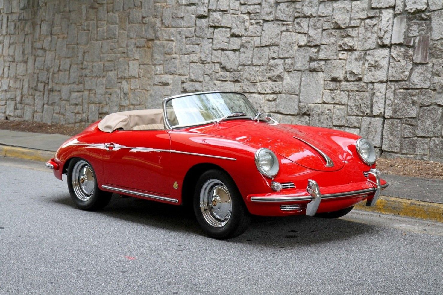 1960 PORSCHE 356 ROADSTER Possibly The Best Looking Car Ever Made At Least In My Book