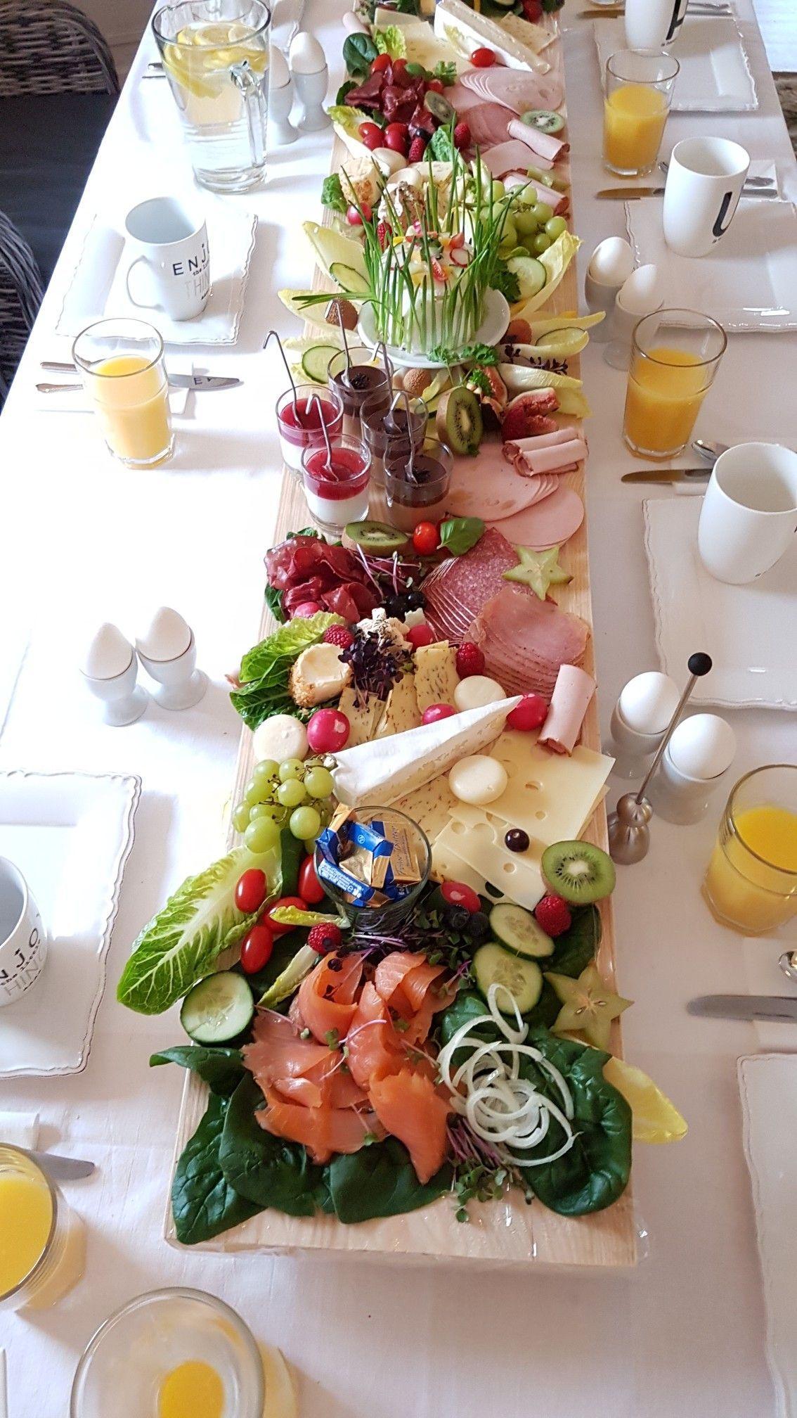 Fruhstucksbuffet Partyfoodplatters Ekor Brunch Buffet Party Buffet Buffet Food