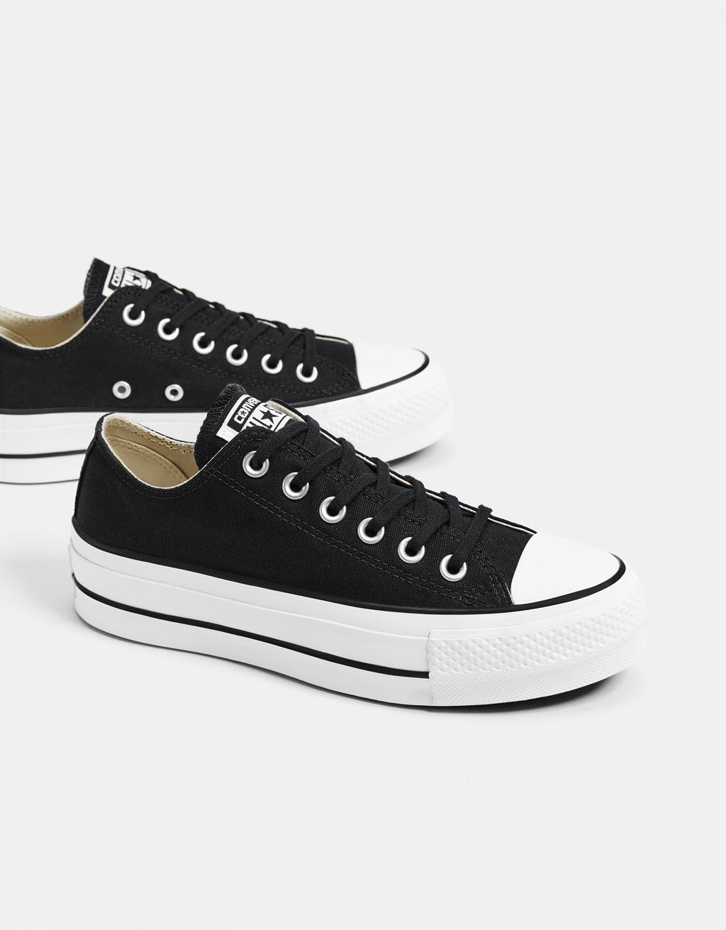 0a1f68b313b5c CONVERSE CHUCK TAYLOR ALL STAR platform sneakers in 2019
