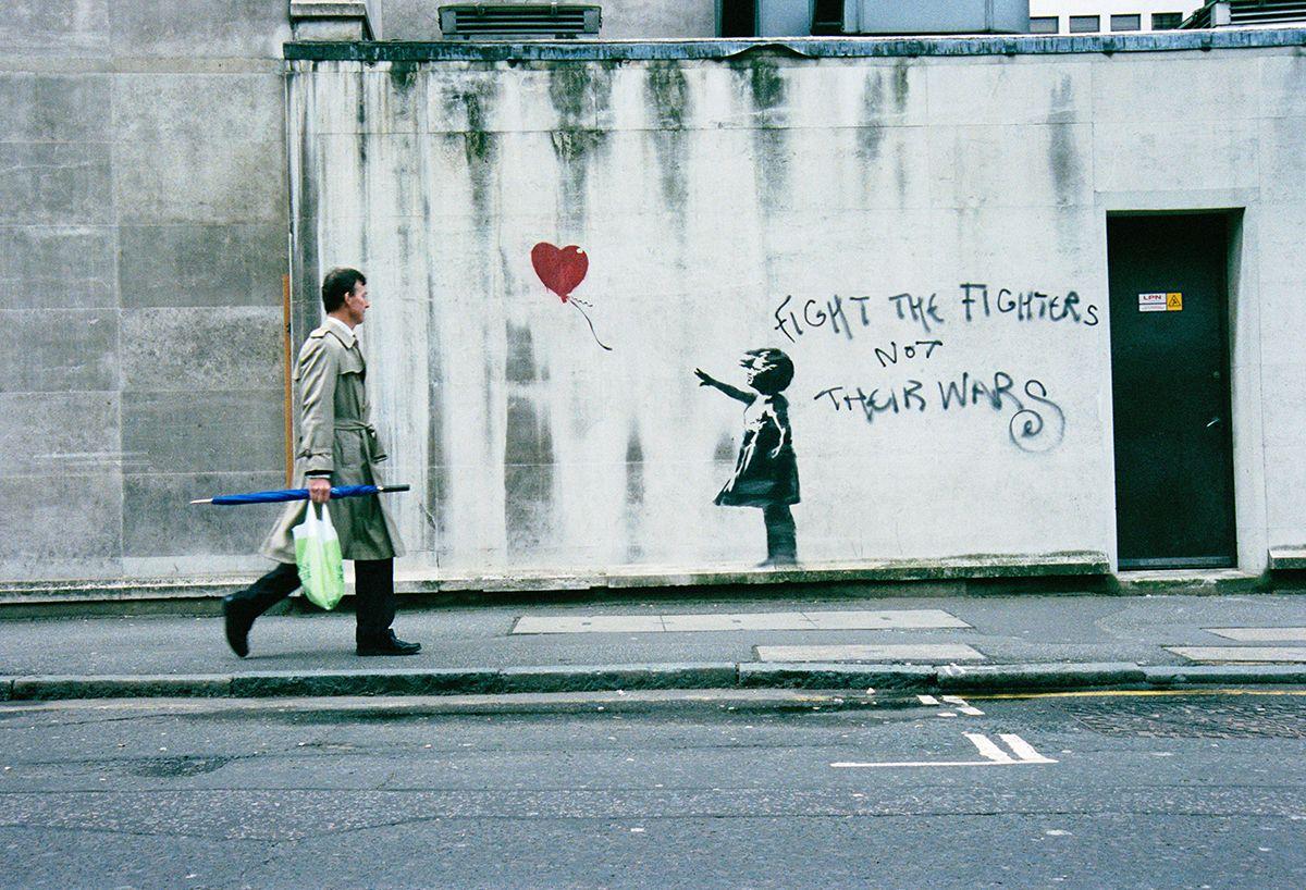 Banksy image gallery — img 2