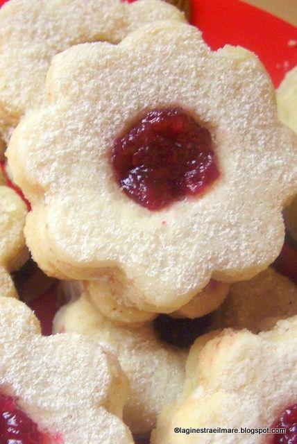 laginestraeilmare: linzer cookies