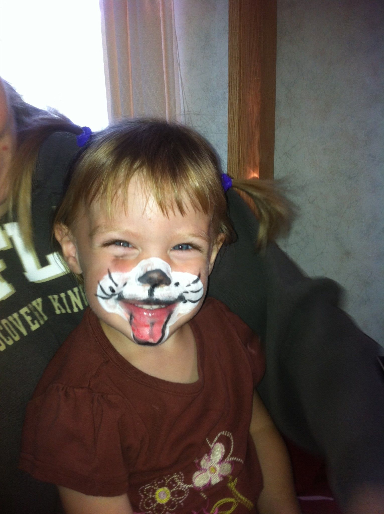Puppy Dog Face Paint … | Pinteres…