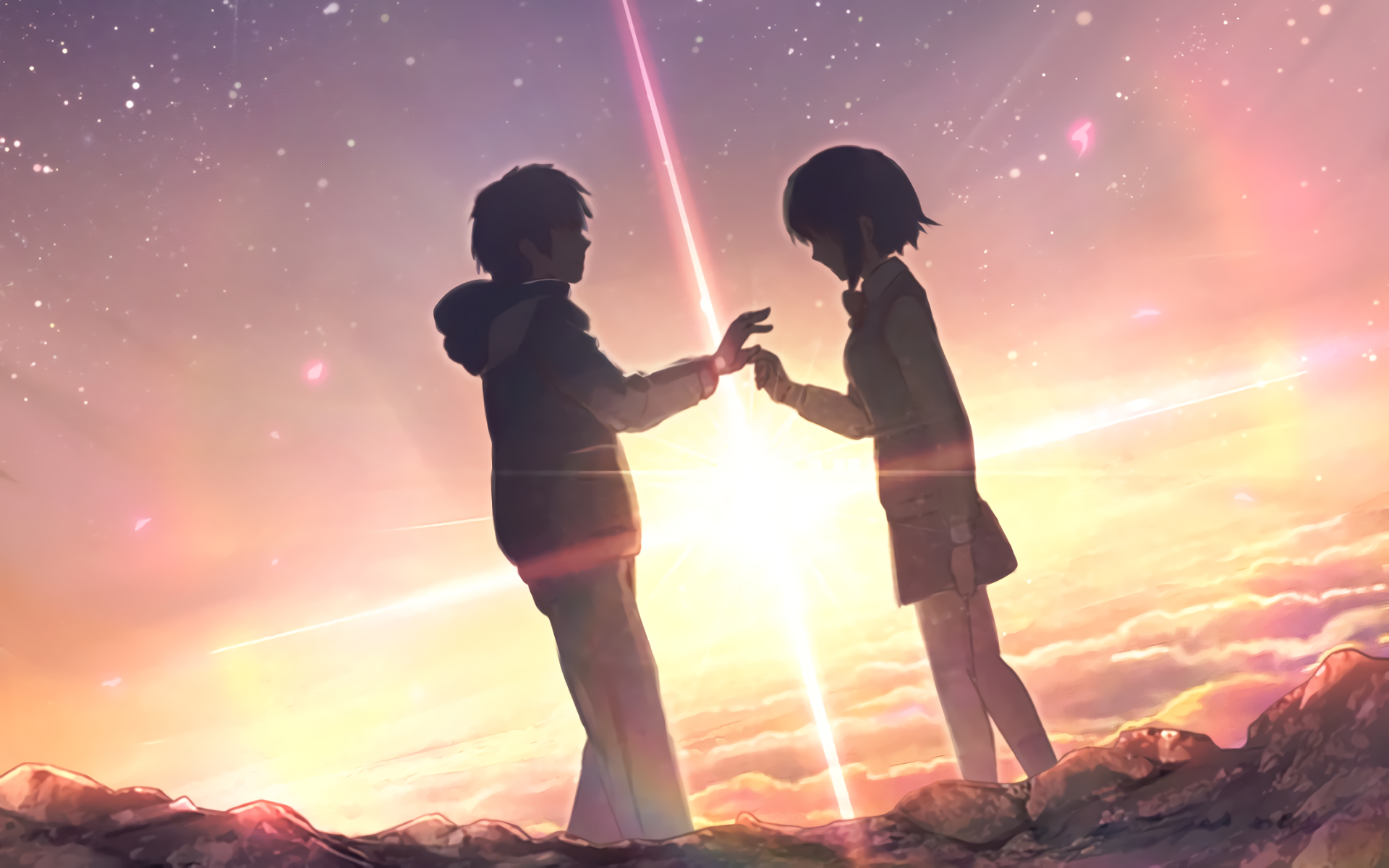 Your Name. HD Wallpaper | Background Image | 1920x1200 | ID:743972