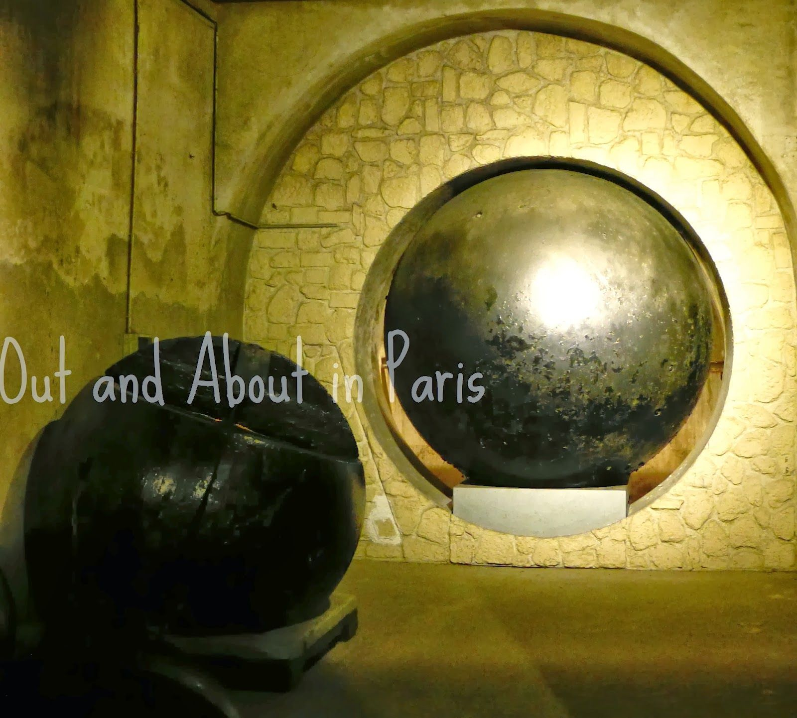 Out and About in Paris: Going Underground for the Smelliest Tour in Paris - The Paris Sewer Museum