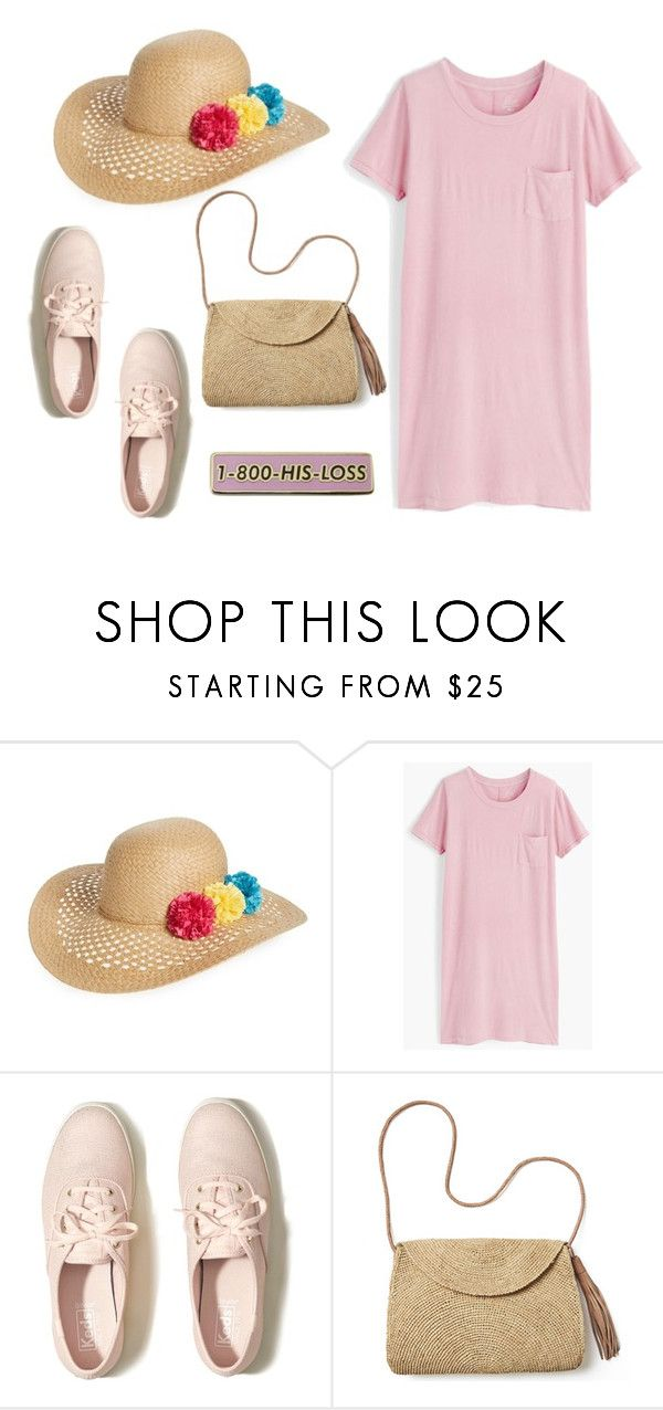 """""""His Loss"""" by sassyladies ❤ liked on Polyvore featuring Capelli New York, J.Crew, Hollister Co. and Mar y Sol"""