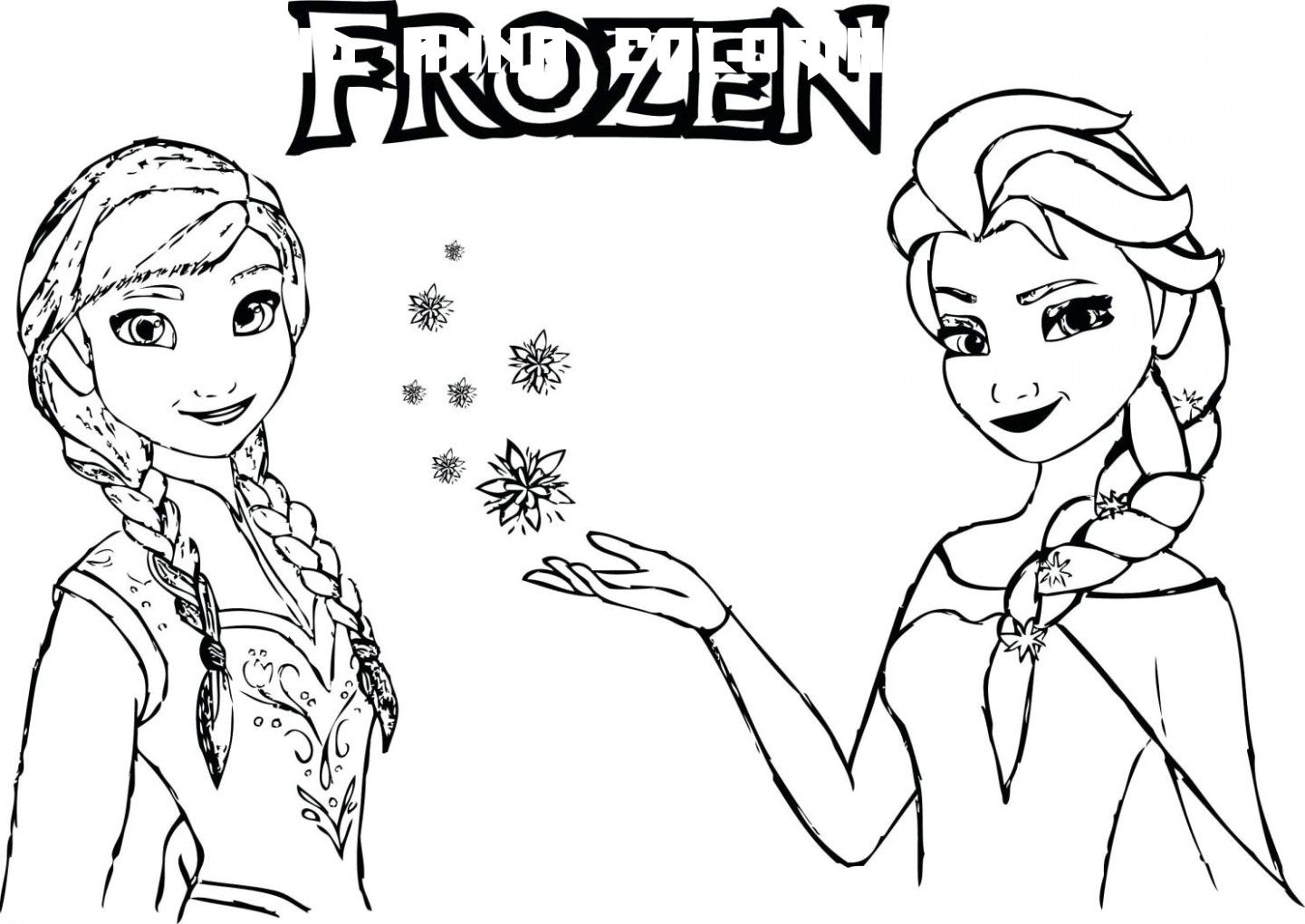 6 Elsa And Anna Coloring Pages Free In 2020 Elsa Coloring Pages Disney Princess Coloring Pages Frozen Coloring