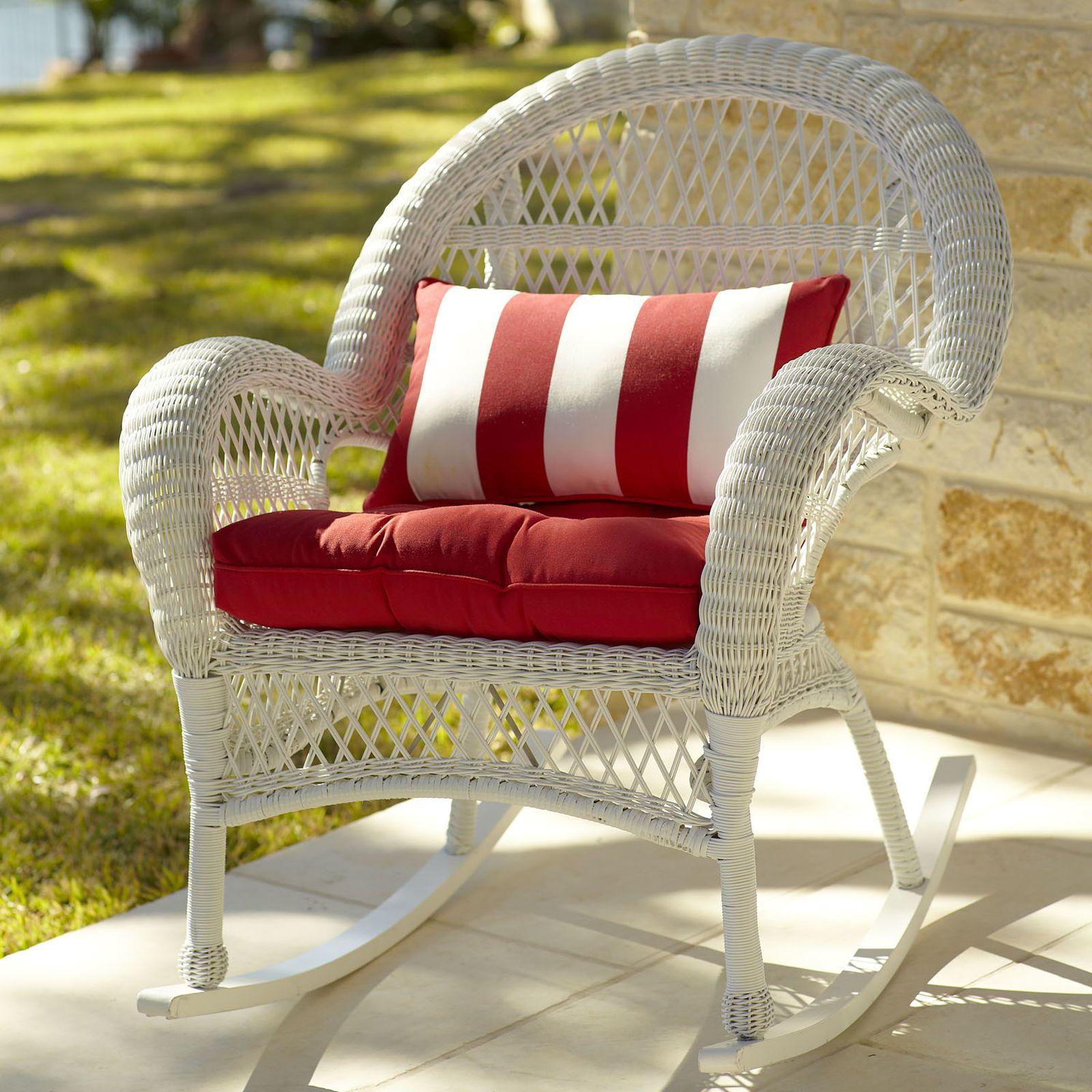 Santa Barbara White Rocking Chair Pier 1 Imports White Rocking