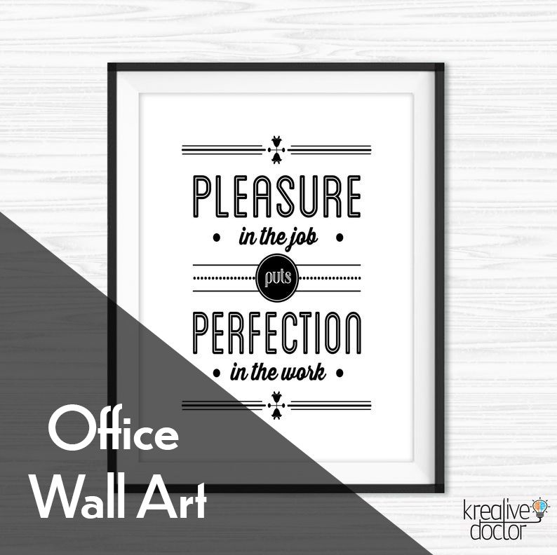 Cooperation Inspirational Print Workplace Motivational Print INSTANT DOWNLOAD Teamwork Office Quote Printable Office Black White Wall Art