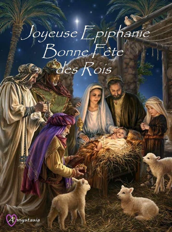 Carte Bonne Fete En Italien.Joyeuse Epiphanie Bonne Fete Des Rois Mes Beaux Choses