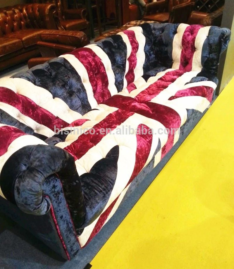 Check out this product on Alibaba.com App Luxury, old-fashioned, classical union jack pattern sofa set(BF01-X1001)