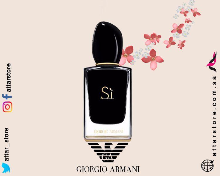 Ga Si Armani Intense عطر زهري لـ النساء تتكون م قدمته من الكشمش الأسود والاجاص الأخضر والبرغموت الإيطالي وقلب العطر Perfume Enamel Pins Accessories