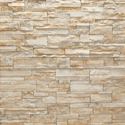 Daltile Series Manuf Stone - Chiseled Ready Stack (Pallet) SKU No