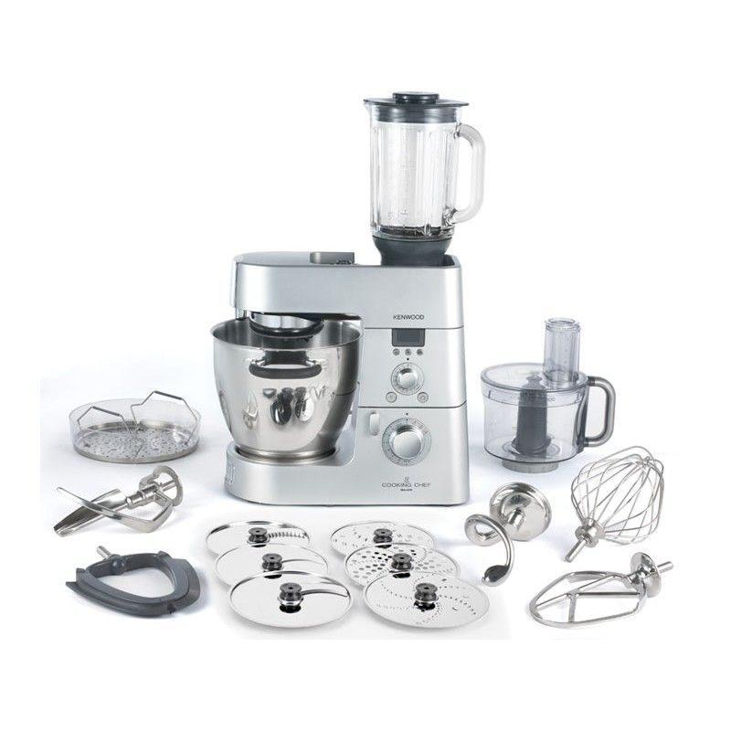 Kenwood Mixer: All-in-One Kenwood Cooking Chef w/ Induction Cooker ...