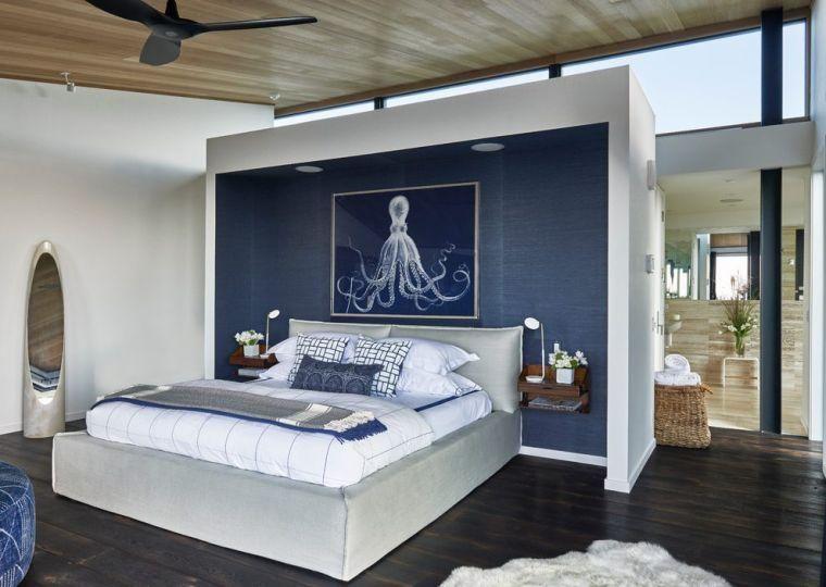 Beautiful #Interior Design Haus 2018 Grundfarben Blau Als Hauptfarbe In Der  Innenarchitektur #interieur Design