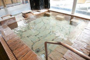 石和健康ランド 天然ラジウム鉱石風呂 ホテル 宿泊 温泉 お風呂