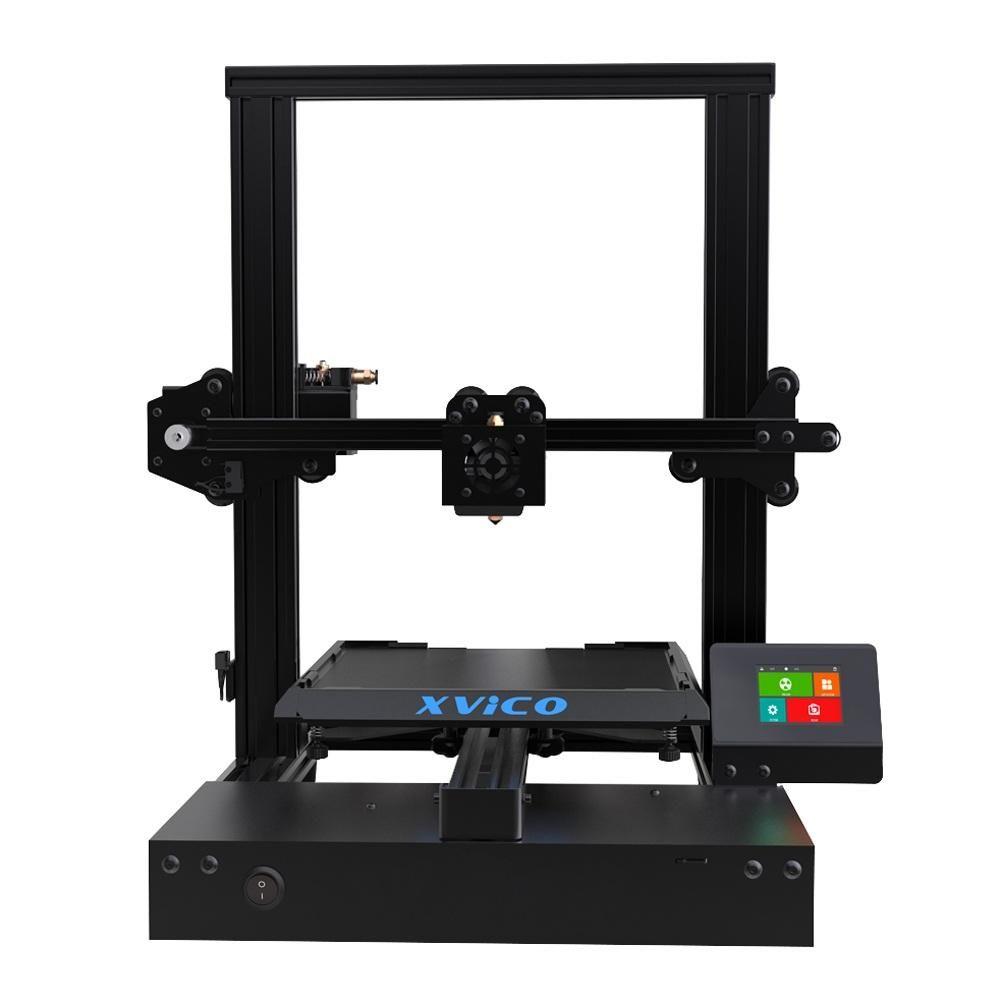 Xvico Pioneer 3d Printer Diy Kit 220 220 240mm Printing Size Diy