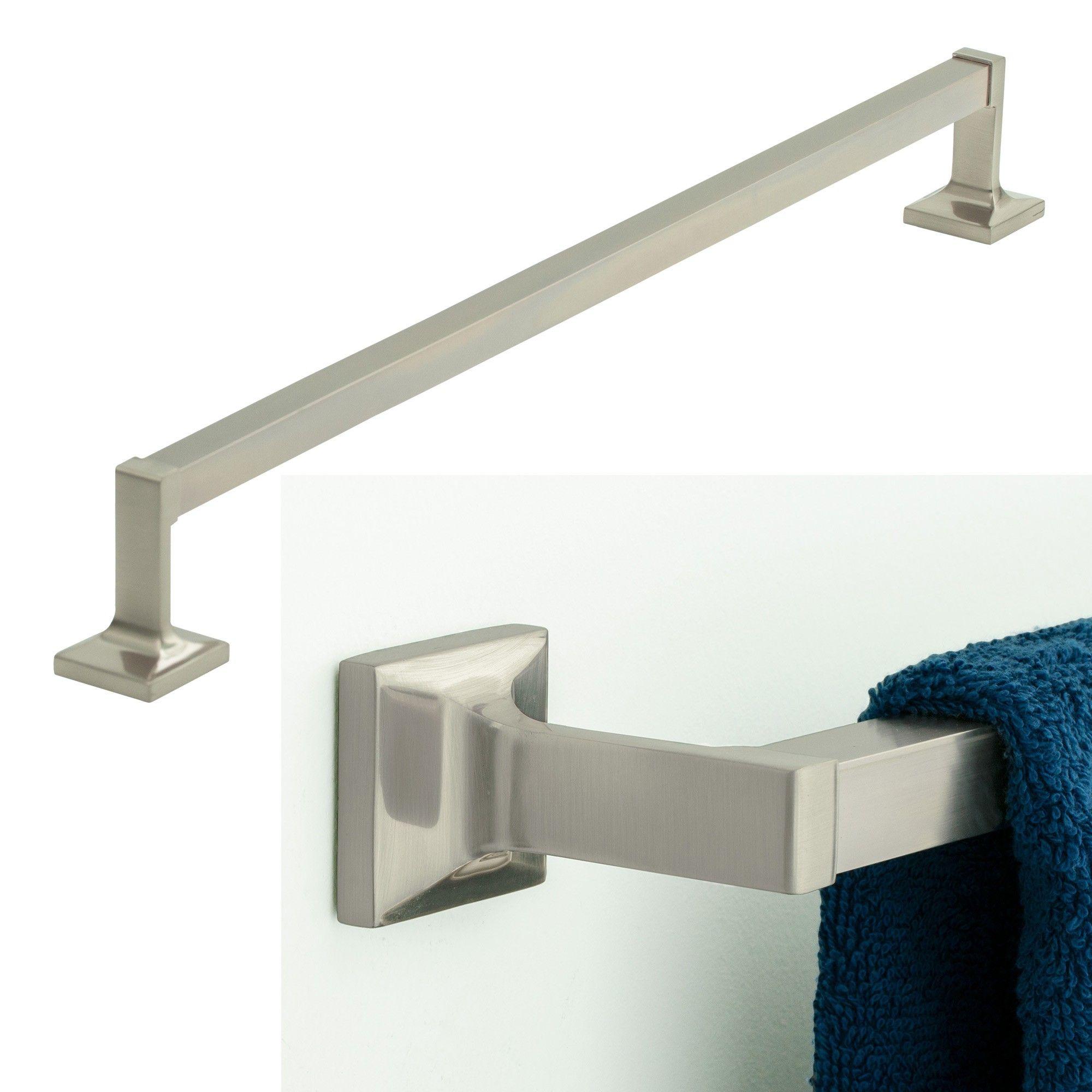 Bennington Redwood Series 6904 24 Bn 24 Towel Bar Bath Hardware