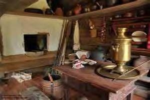 RUSSIAN WOOD HOUSE...........77