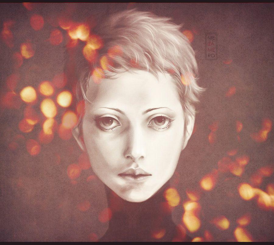 Precious by Mezamero.deviantart.com on @DeviantArt