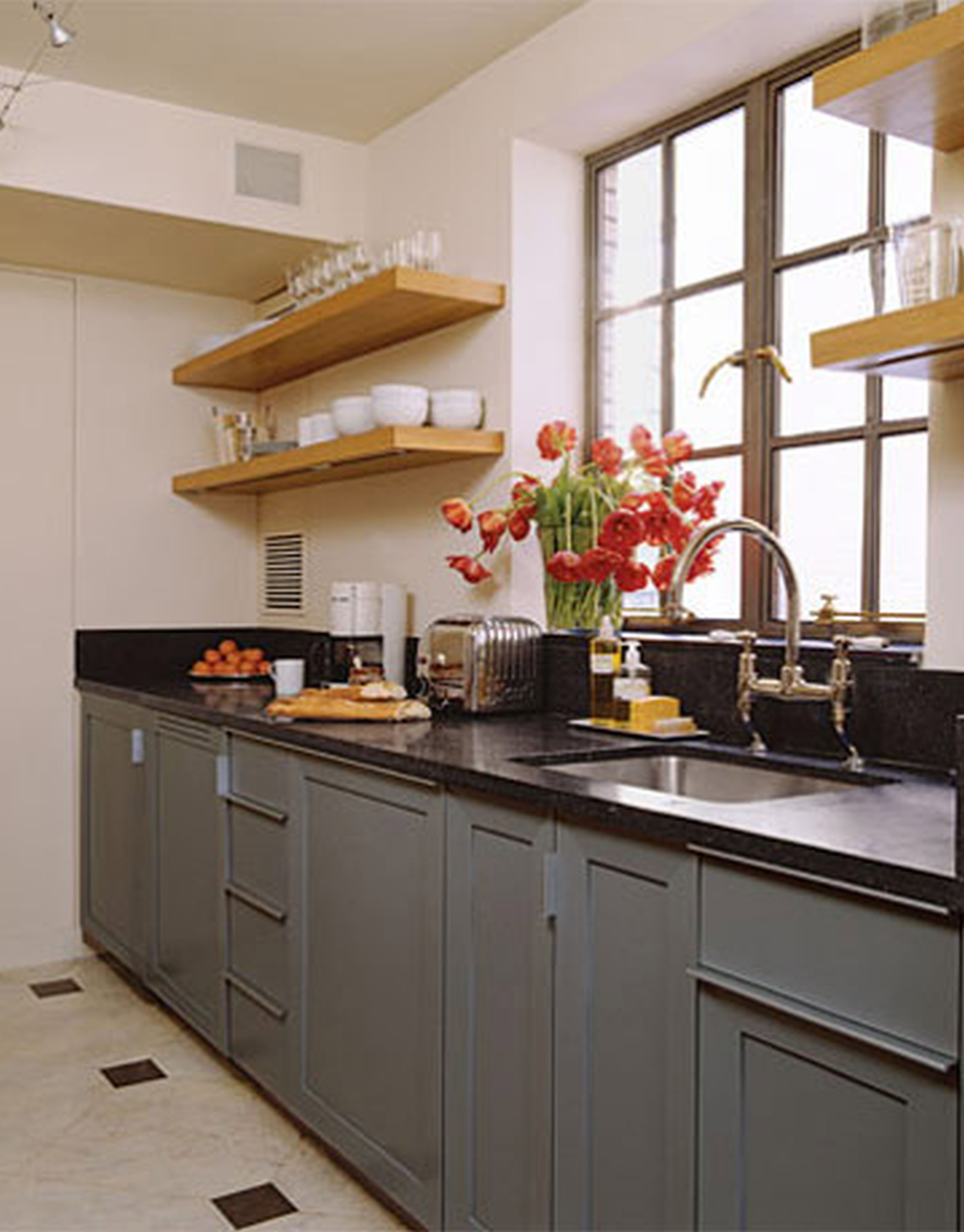 Wall Mount Kitchen Cabinet Height   Kitchen layout ...