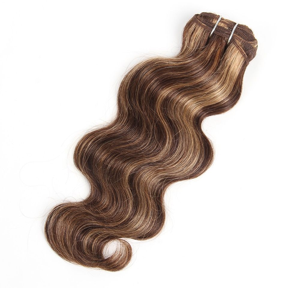 Body Wavy Brazilian Human Hair Extension #humanhairextensions Body Wavy Brazilian Human Hair Extension #humanhairextensions
