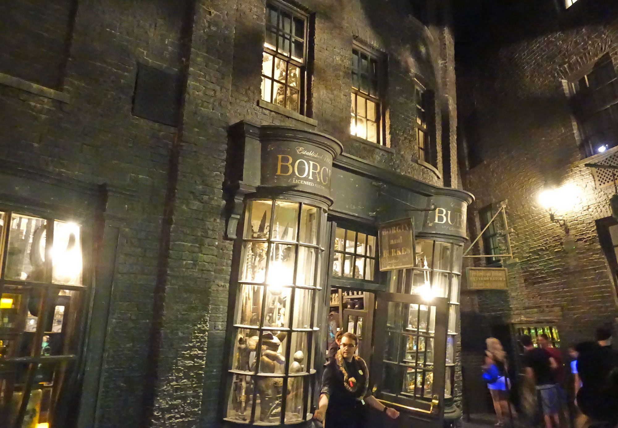 Harry Potter And The Forbidden Journey 2010 Draco Harry Potter And The Forbidden Journey Wikiwand