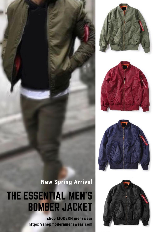 Men S Spring Bomber Jacket Spring Bomber Jacket Athleisure Outfits Summer Bomber Jacket [ 1500 x 1000 Pixel ]