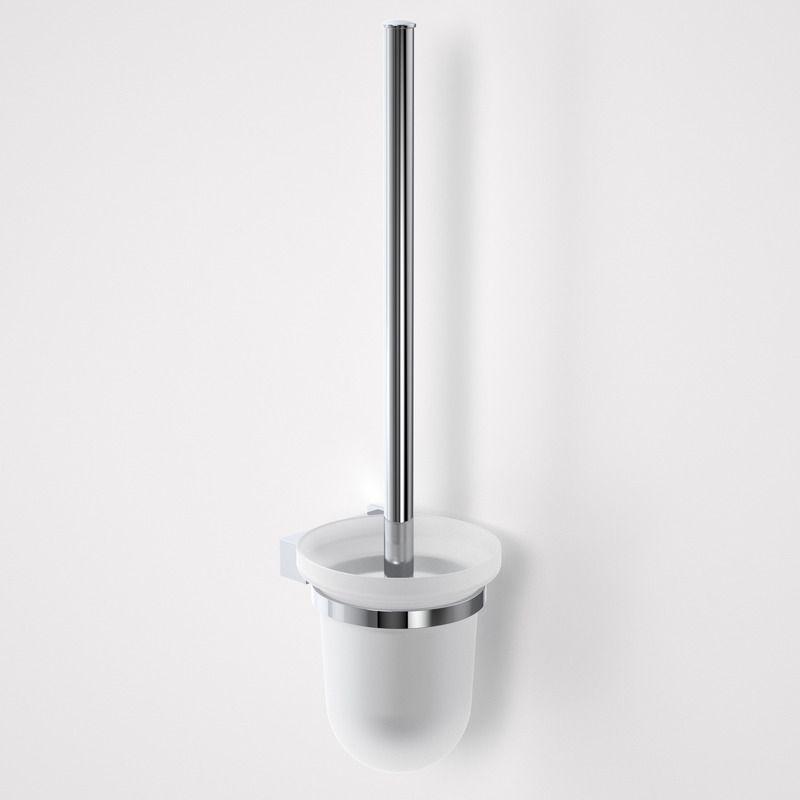 Quatro Toilet Brush Holder  http://www.caroma.com.au/bathrooms/bathroom-accessories/quatro/quatro-toilet-brush-holder
