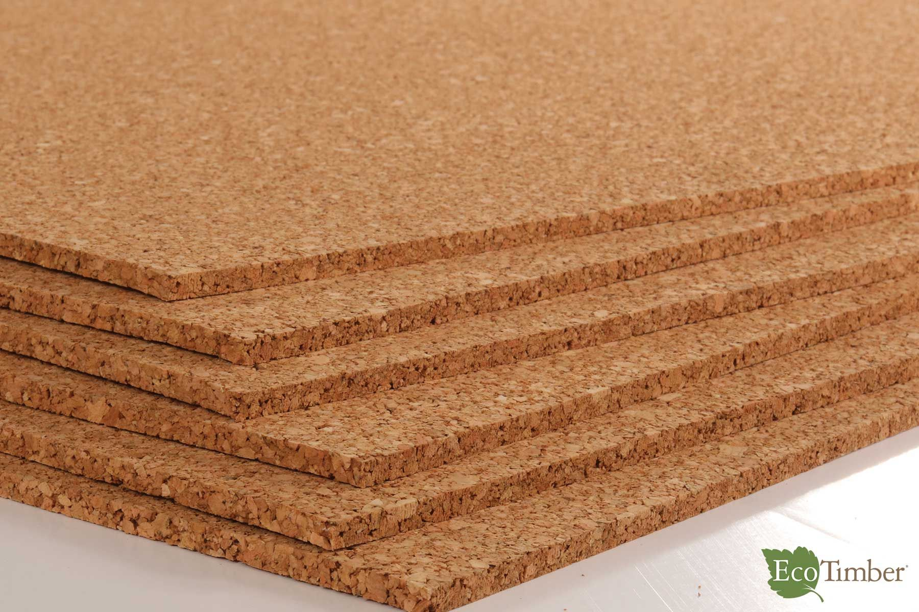 Cork Underlayment Sheets Eco Friendly Material That Can Be Used Underneath All Types Eco Friendly Flooring Eco Friendly Insulation Interior Wall Insulation
