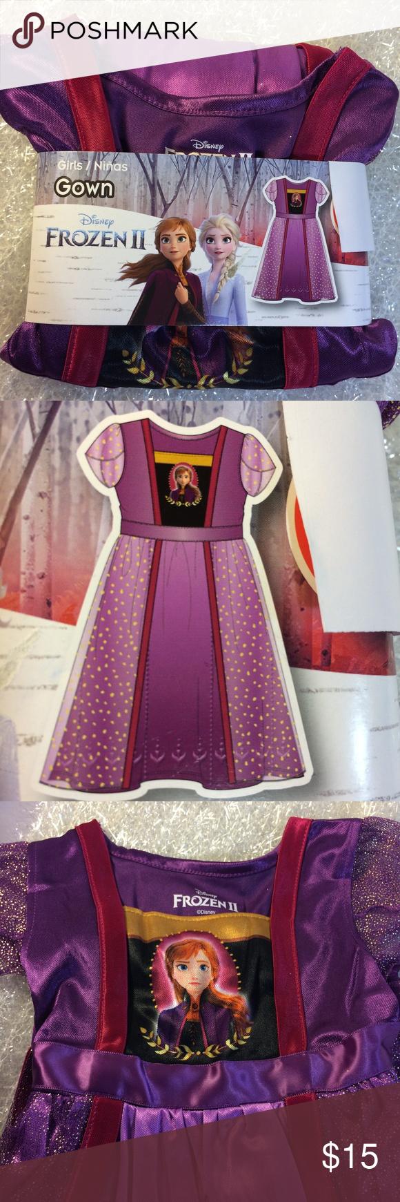 Purple Frozen Ii Anna Fantasy Gown 3t Fantasy Gown Purple Gowns Gowns [ 1740 x 580 Pixel ]