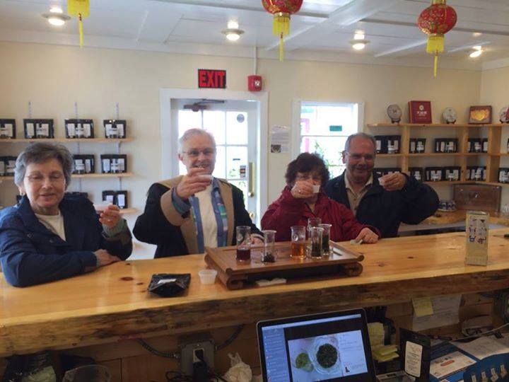 It cost more to source the very best Chinese tea, but satisfied customers (at Tiger Lily Tea in Mystic, Connecticut) are worth it.