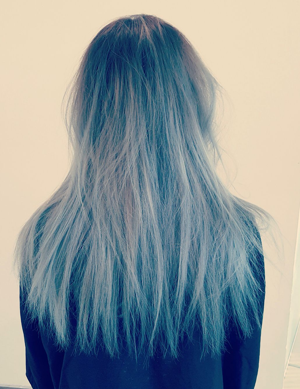 Introducing The Latest Trend In Hair Denim Colour Inspiration
