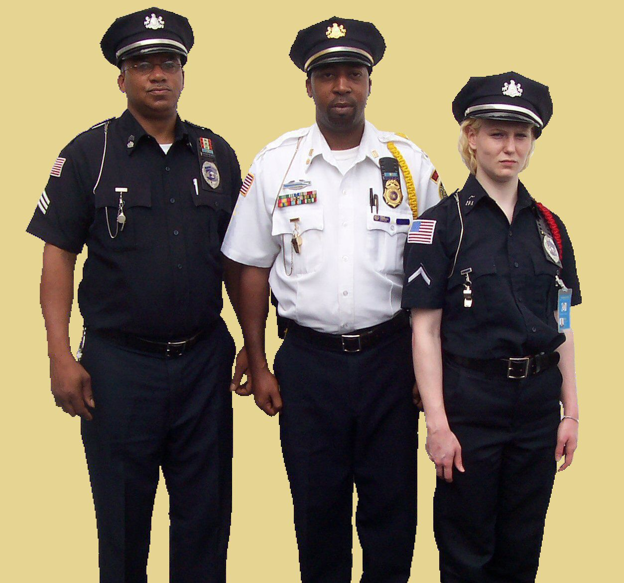security guard Indian Security Services certified