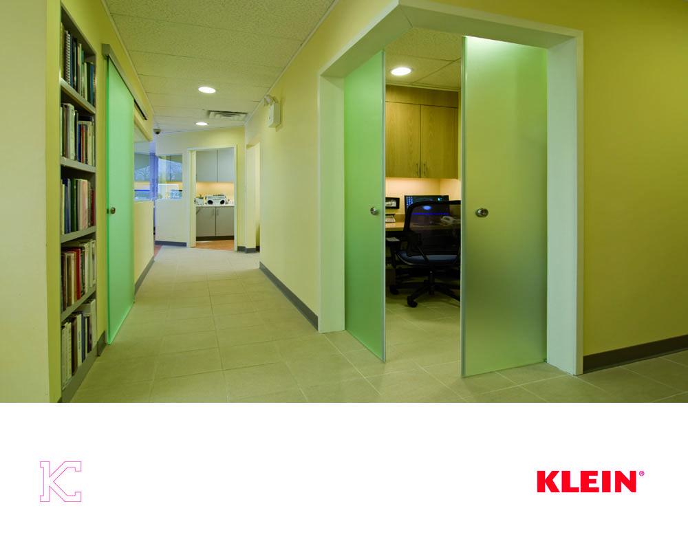 Klein Inerior Sliding Doors! Beautiful! Sliding glass