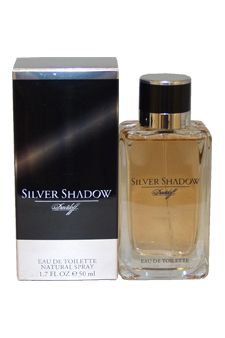 Davidoff - Silver Shadow 100 ml EDT - Mænd