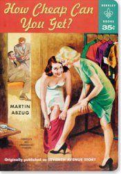 ALL KINDS OF LOVING vintage pulp sleaze paperback cover art 11x17 print poster