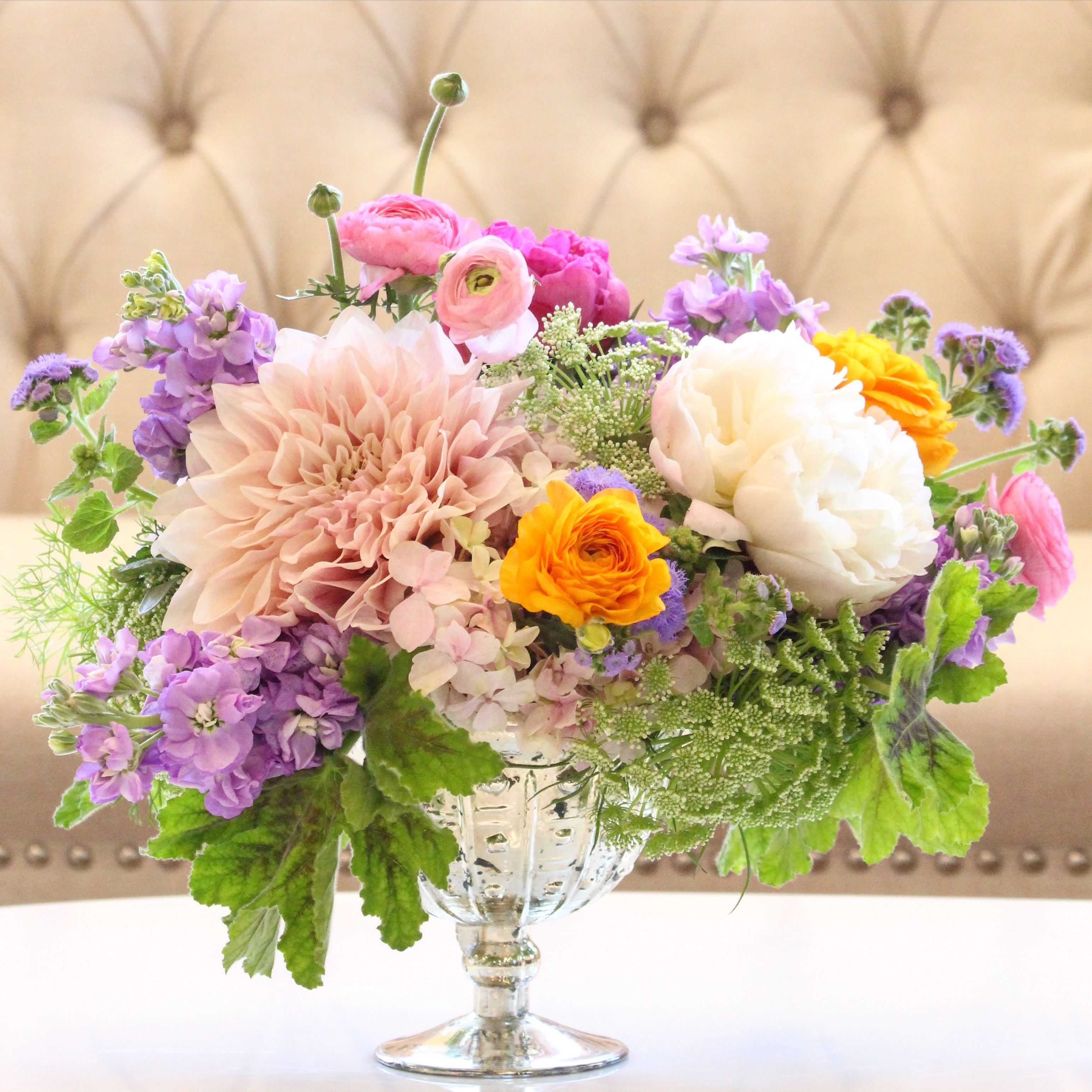 Send the Citrus Blossom bouquet of flowers from MD's