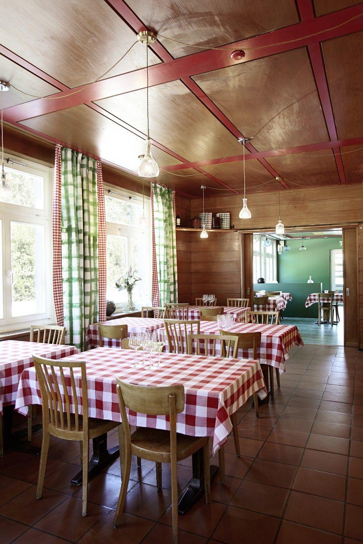 Restaurant Waldesruh, Interior Design: GUSTAVE #Redesign #Design ...