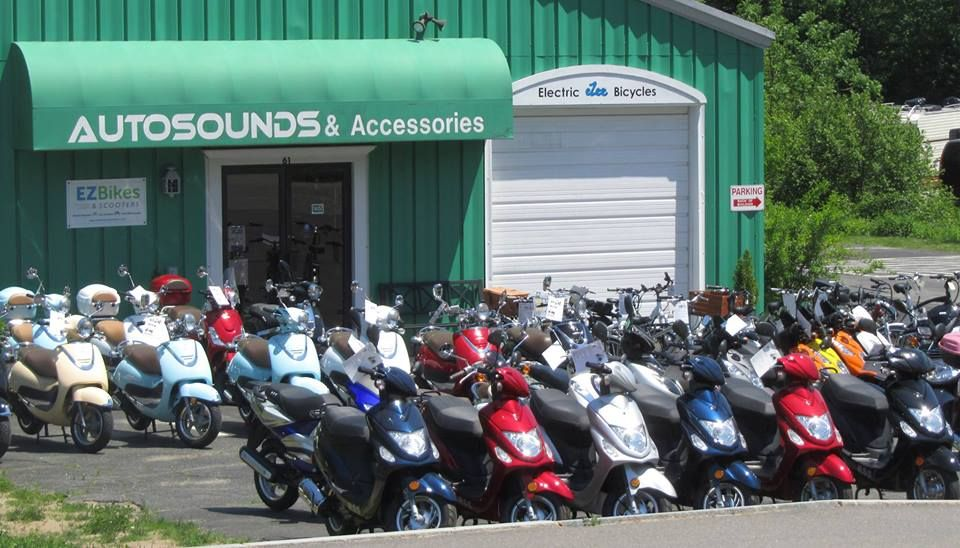 Visit Ez Bikes Scooters In Newhampshire For All Your Genuine